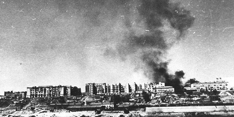 Сталинградская битва в 1942 году