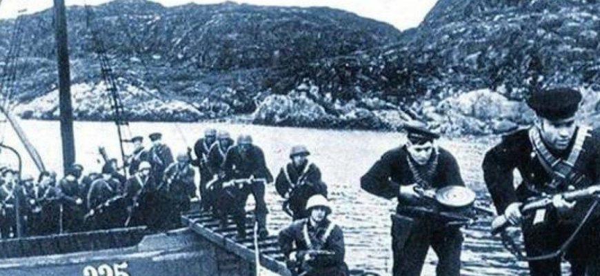 Крымская операция 1942 года