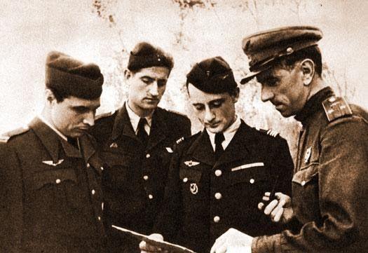 Добровольческая эскадрилья французских лётчиков «Нормандия»