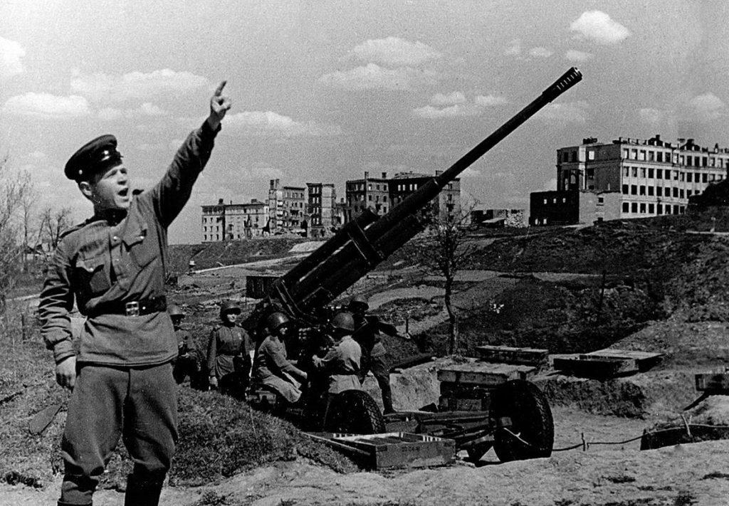 Битва за Сталинград в 1942