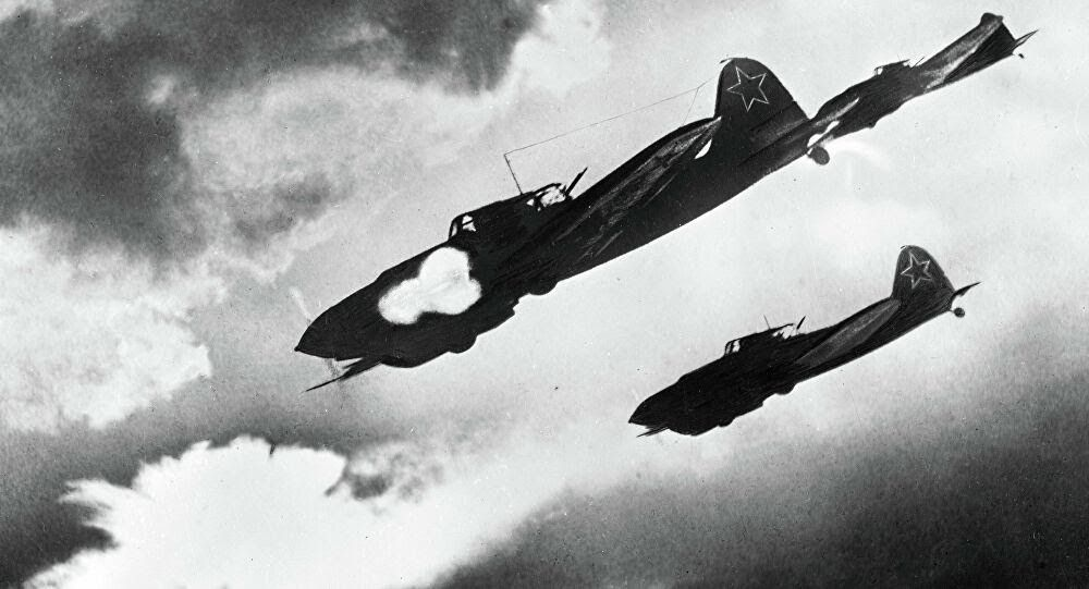 Самолеты Ил-2
