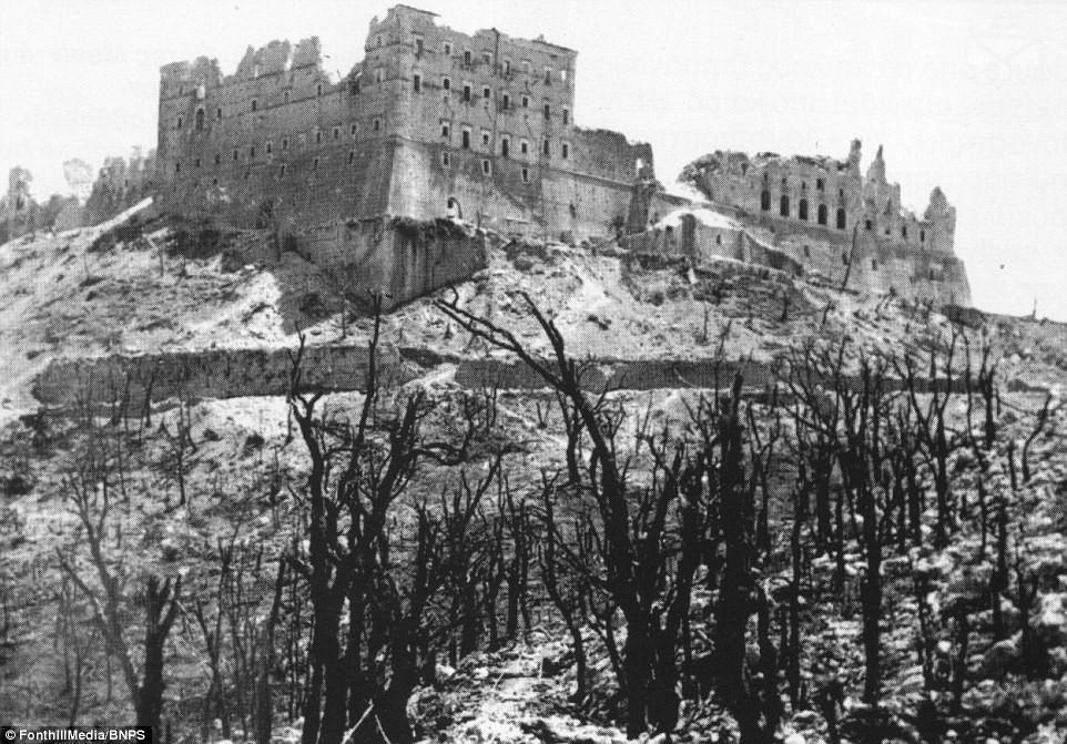 Рим в 1944 году