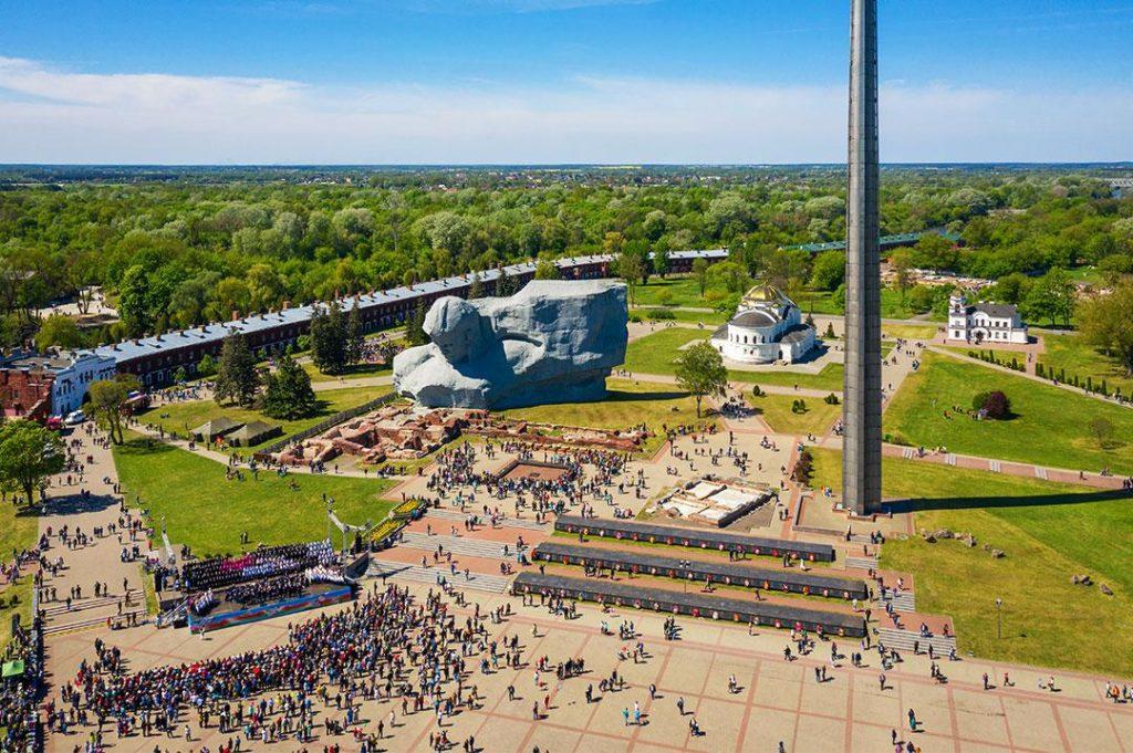 Мемориал в Беларуси