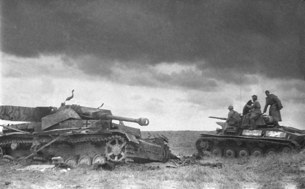 Битва за Курск, военное оружие