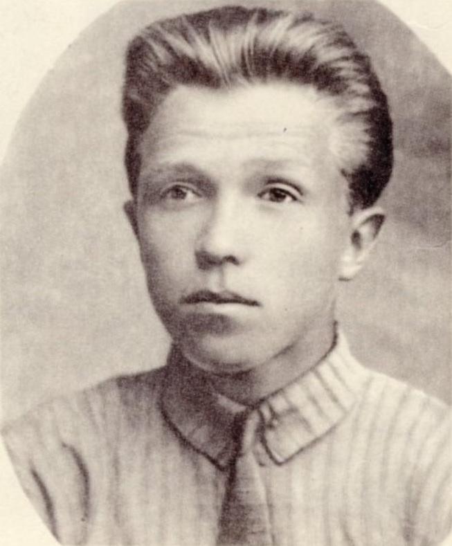 Юные годы Николая Кузнецова