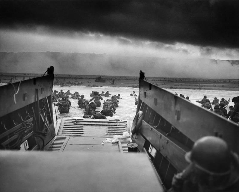 Битва в Нормандии