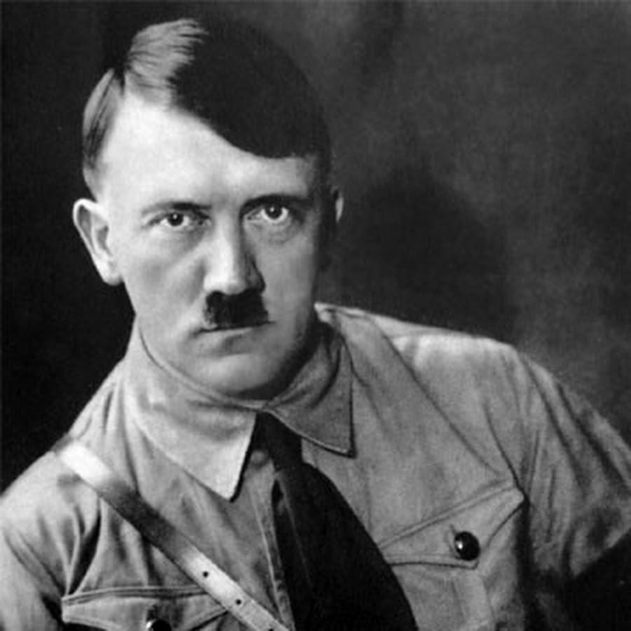 Адольф Гитлер в начале карьеры