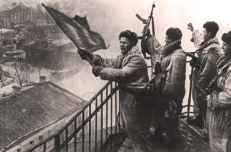 Победа в битве за Ленинград