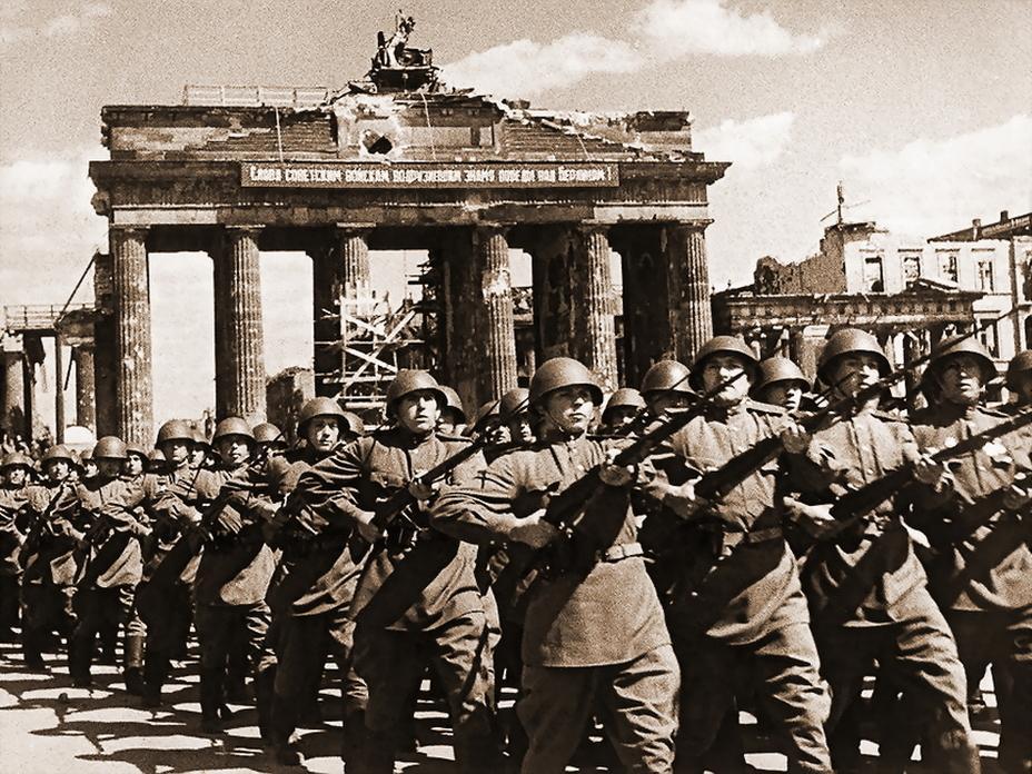 Битва в Берлине