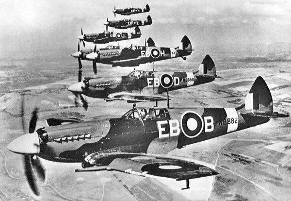 Немецкие ВВС в битве за Англию