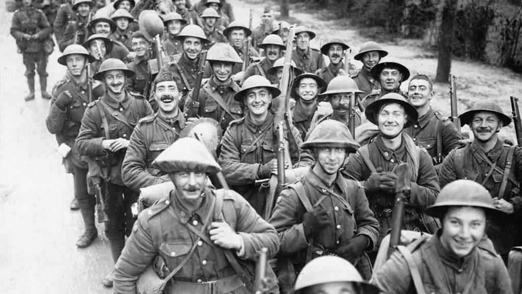 Войска после Второго фронта