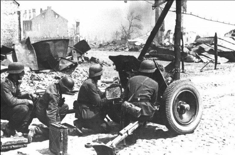 Немецкие войска