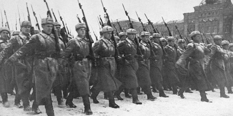 Фото советских солдат
