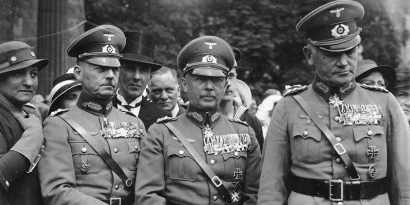 Генералы Вермахта