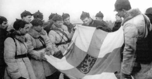 Советские войска в Финляндии