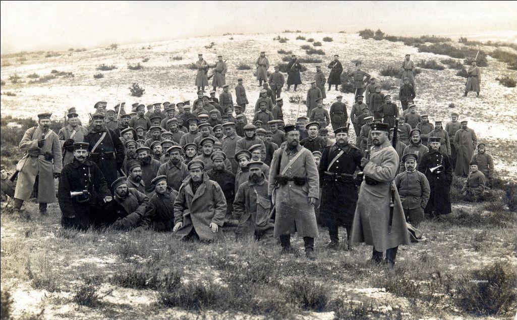 Война с поляками, фото