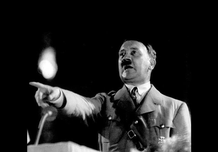 Речь Адольфа Гитлера
