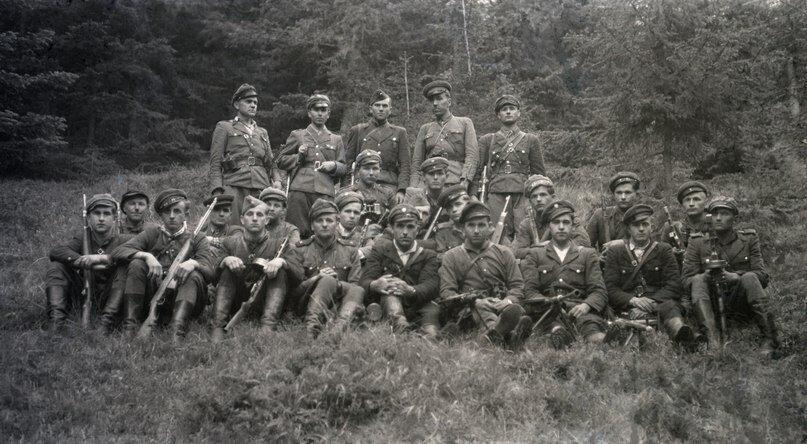 Фото солдат УПА