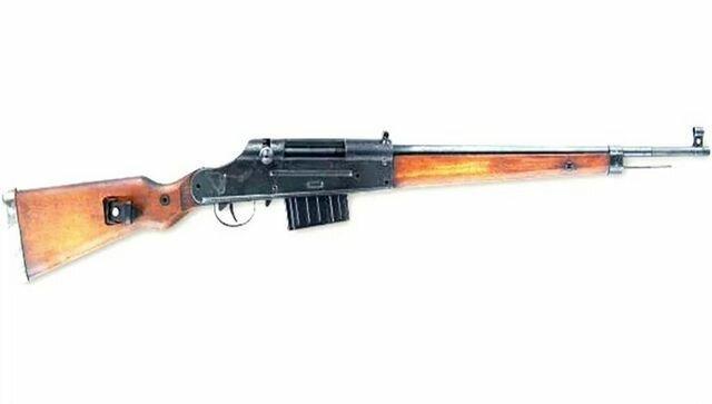 Образец оружия Volkssturmgewehr VG.2