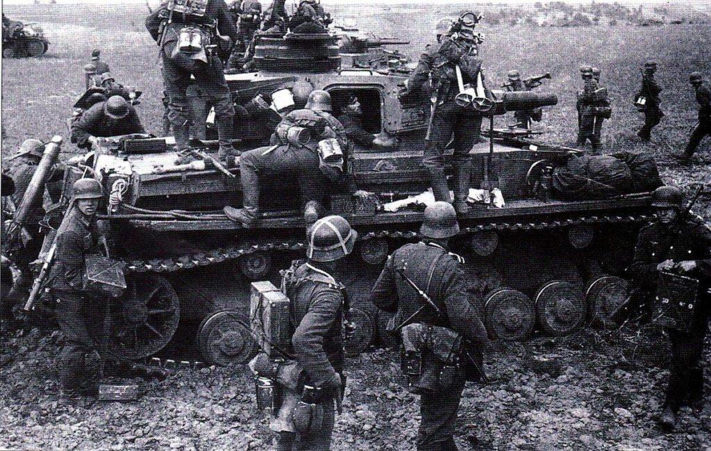 Фото немцев с операции Вяземский котел