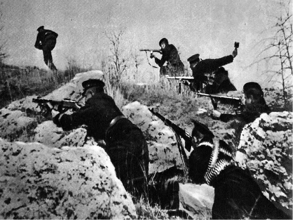 Моряки-герои Советского Союза