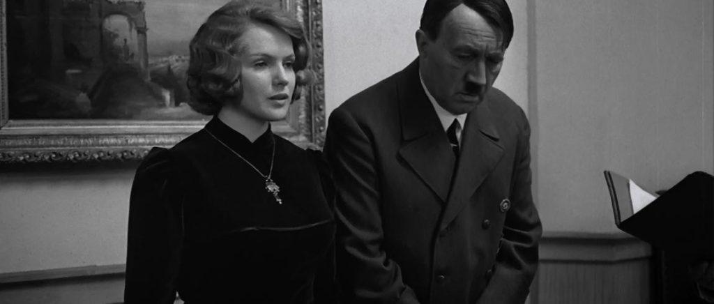 Фильм о Еве Браун и Гитлере