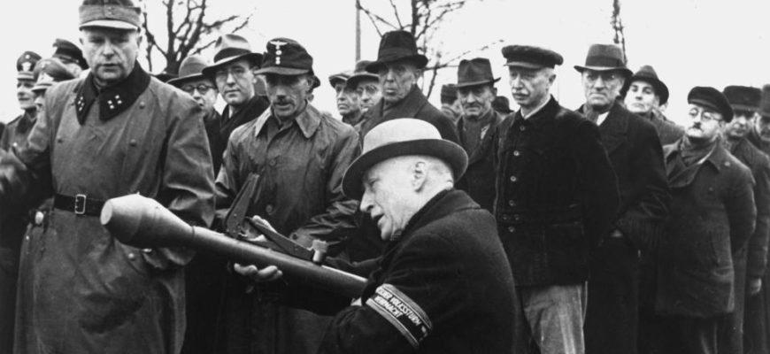 Ополченцы Германии