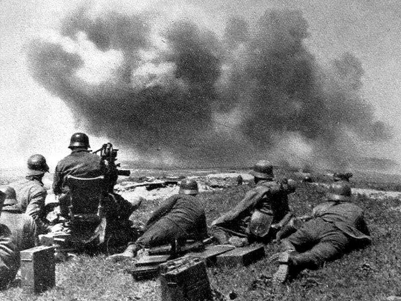 Война на Восточном фронте