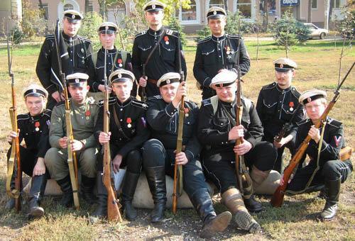 Бойцы Маркова, фото