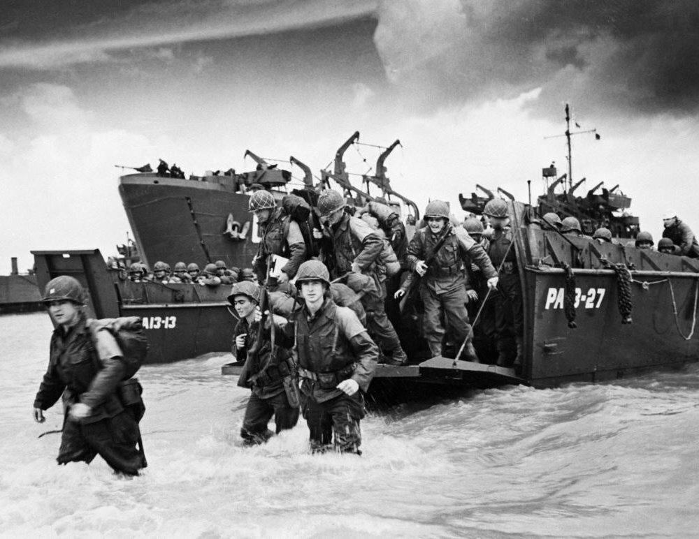 Битва второго фронта на побережье