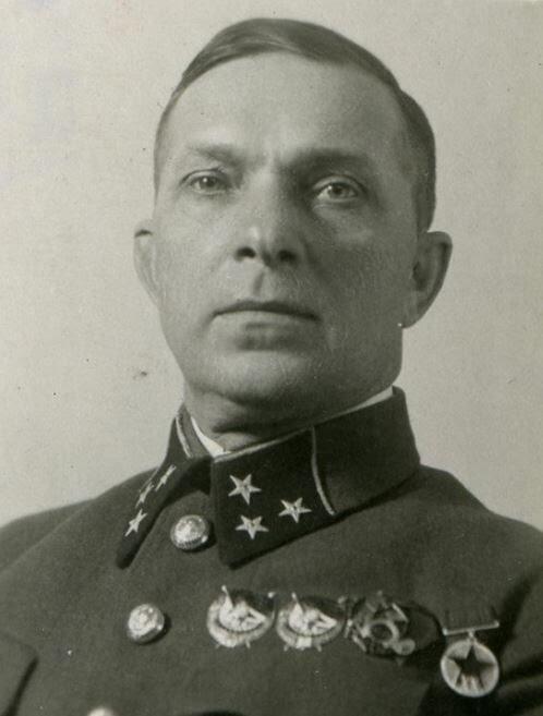 Фото генерала Михаила Лукина