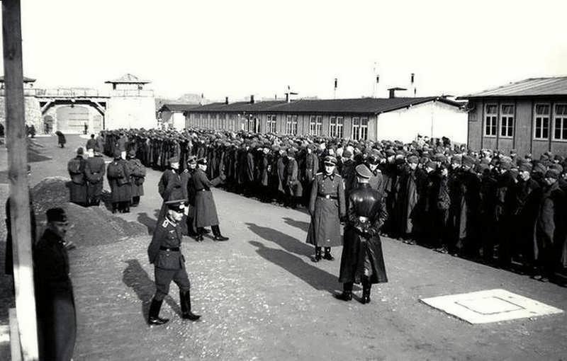 Немецкий концлагерь Маутхаузен
