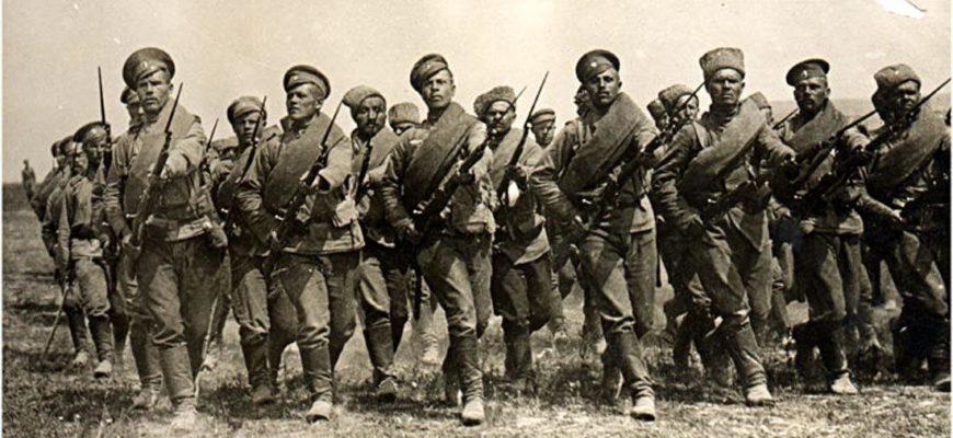 Русские войска