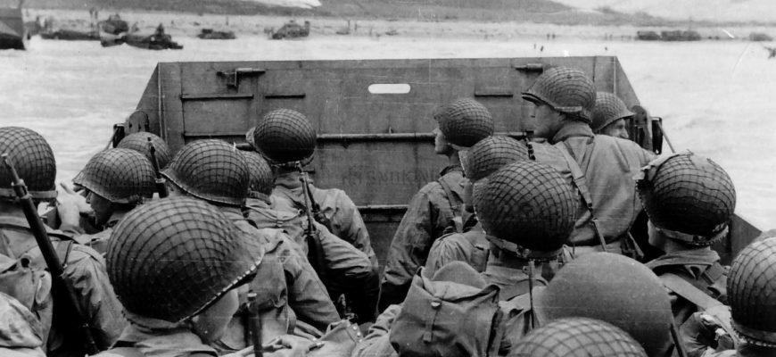 Войска в десантной операции