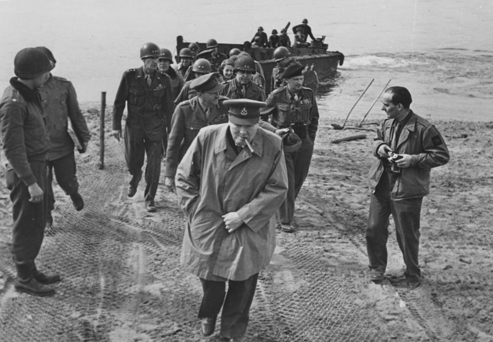 Войска в операции Второго фронта