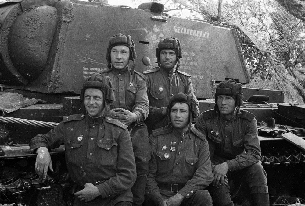 Лейтенант Павел Хорошилов