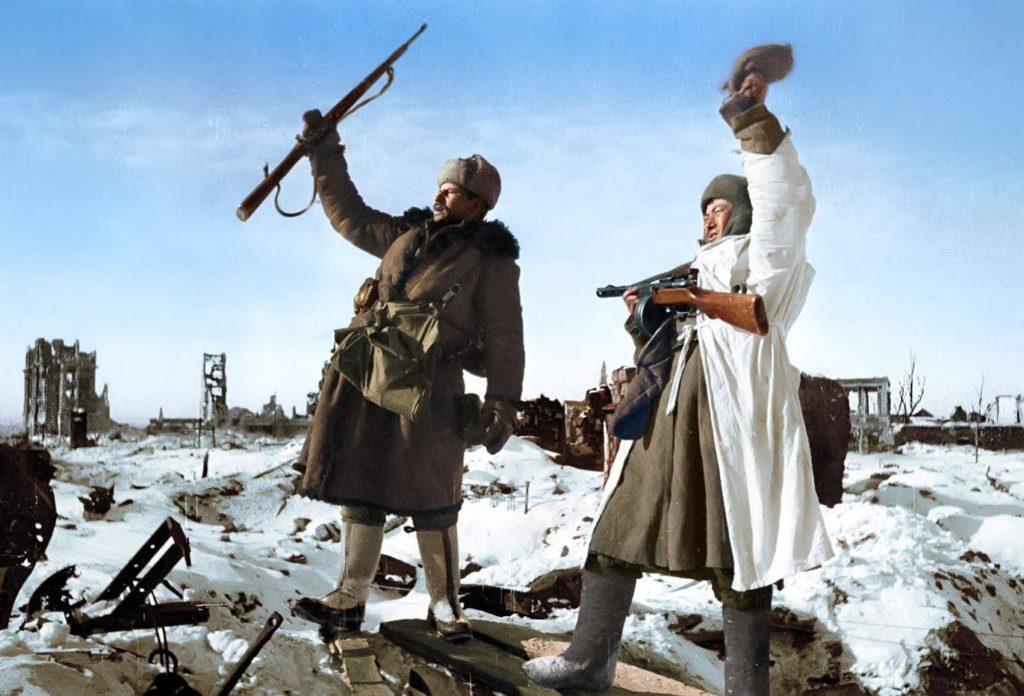 Сталинградская битва 1942-1943 гг