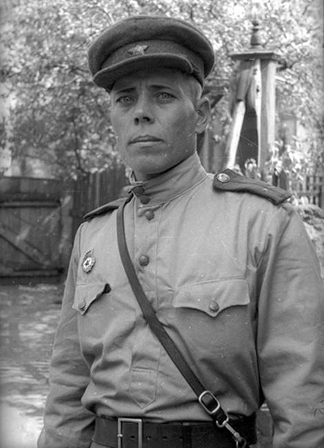 Фото старшего лейтенанта Голобородько