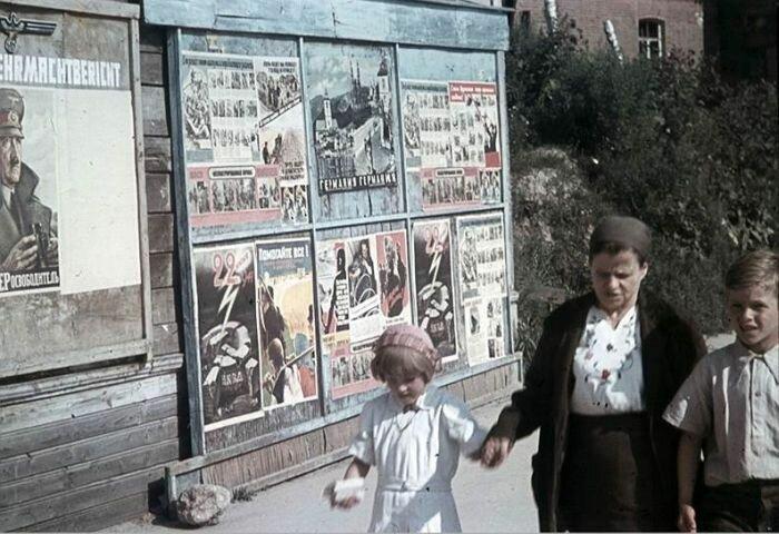 Плакаты агитации для советских солдат