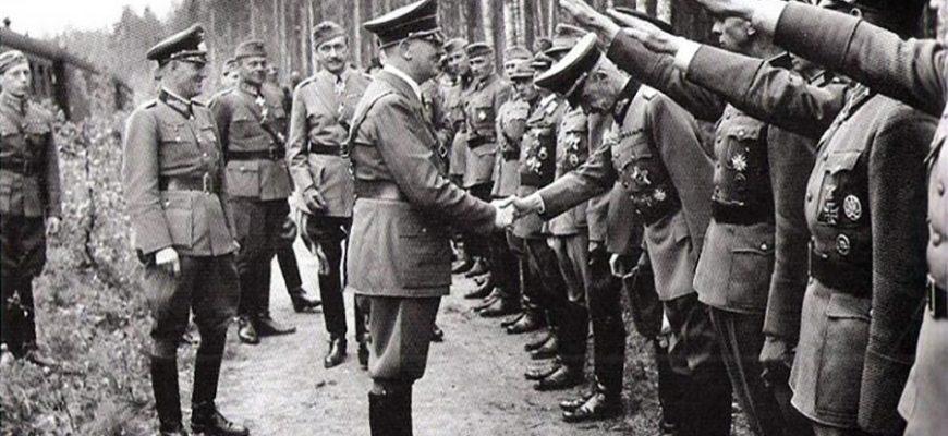 Немецкие солдаты о Восточном Фронте