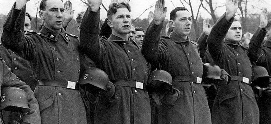 Фото солдат Третьего Рейха