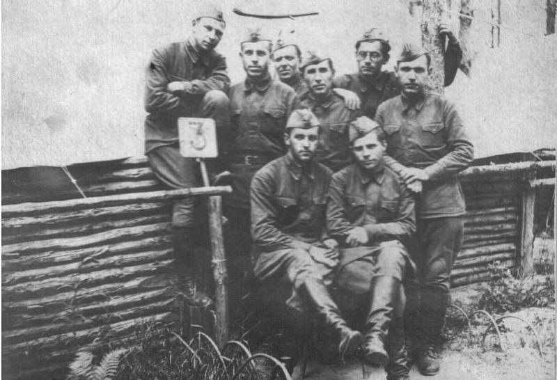 Фото солдат 315-го полка