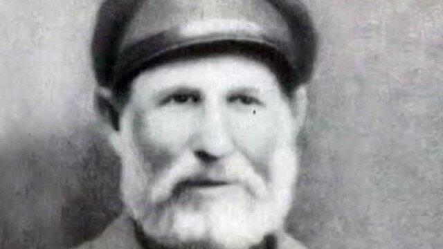 Портрет Матвея Кузьмина
