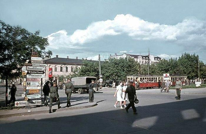 Жизнь оккупированного Белгорода