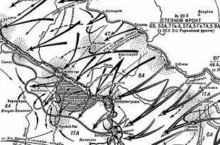 План Полтавско-Кременчугской операции