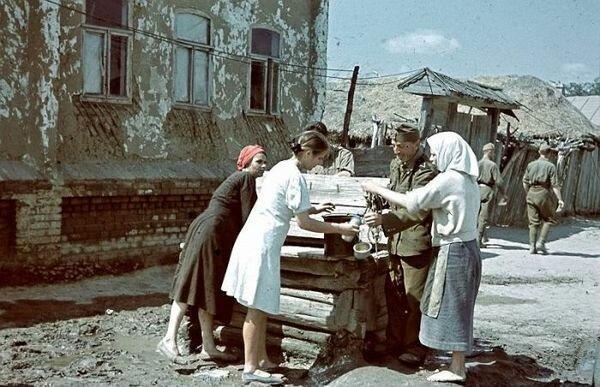 Обыденная жизнь в Воронеже во время Великой Отечественной Войны
