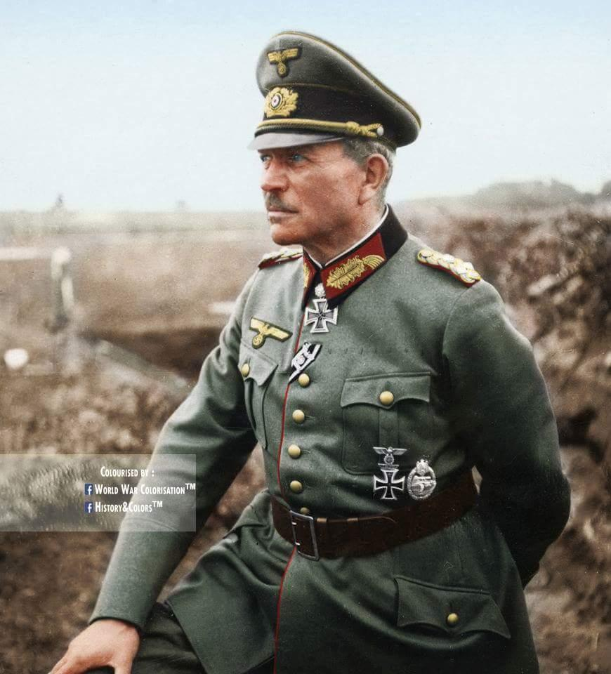 Портрет генерала Гудериана
