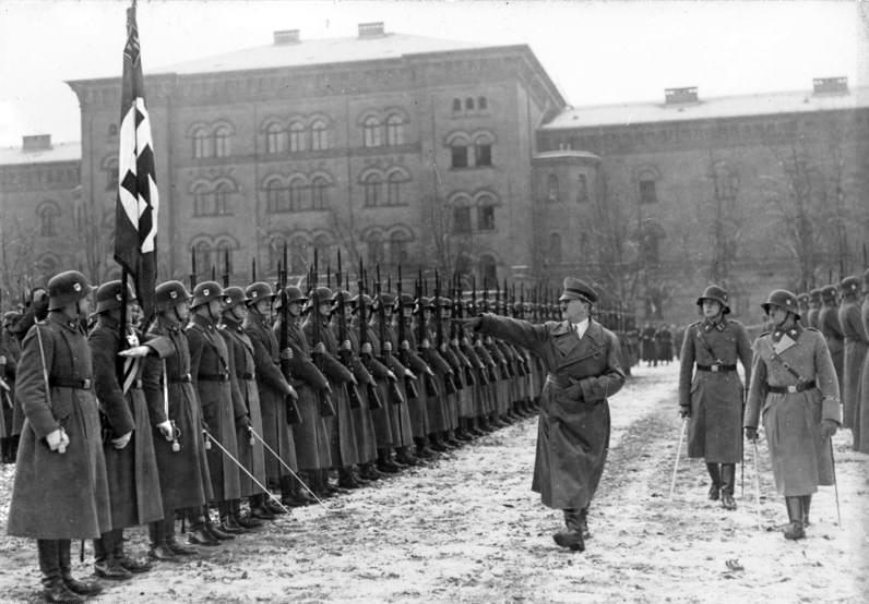 Личная стража Гитлера