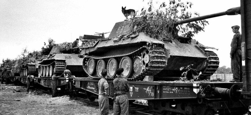Редкие образцы танков Германии