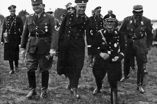История о конкуренте Гитлера